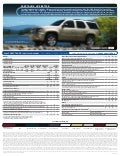 Chevrolet Tahoe Full Size SUV