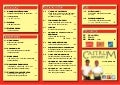 Castrum Takeaway menu 2