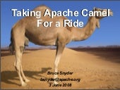 DOSUG Taking Apache Camel For A Ride