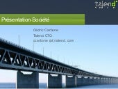 Talend, Leading Open Source DataInt...