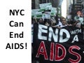 Ending AIDS in New York City