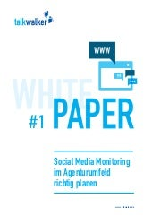 Talkwalker White Paper Nr. 1 - Soci...