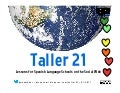 Taller 21 Lessons for Spanish Language  Schools on the Social Web