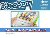 Educaparty2011.- Taller de Blogs Ed...