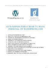 Manual Práctico de Wordpress.com (2...
