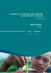 Tampakan Mine Project EIS Main Repo...