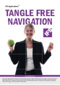 Tangle Free Navigation Poster 1