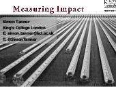 Measuring Impact for the Digital Hu...
