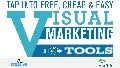 Free, Cheap and Easy Visual Marketing Tools