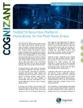 TARGET-2 Securities Platform: Impli...