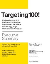Targeting 100! Envisioning the High...