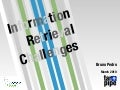 Information Retrieval Challenges