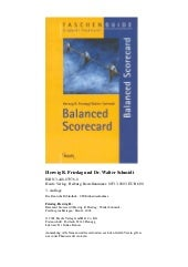 Taschenguide Balanced Scorecard - 3...