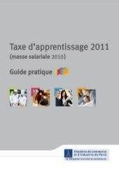 Guide pratique de la Taxe d'apprent...