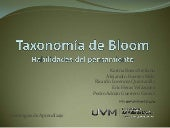 Taxonomia bloom