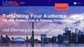 Rethinking Audience: Turning Reader...