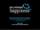 Creating Happiness in Business
