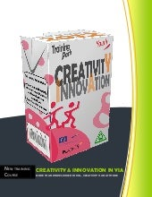 CREATIVITY & INNOVATION IN YIA.