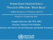 Preventive Interventions: The cost-...
