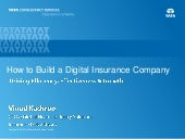 How to build a digital insurance co...