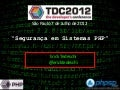 TDC 2012 - PHP
