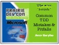 PRDC11-tdd-common-mistakes