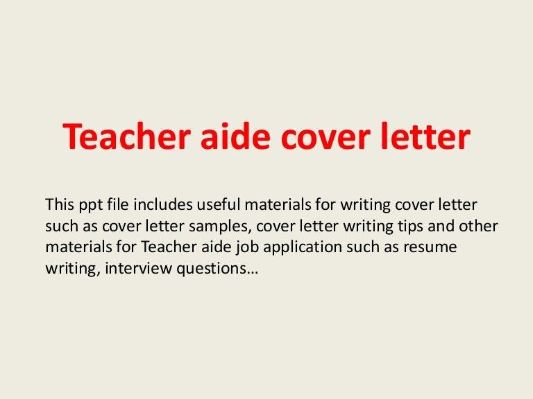 teacher aide cover letter letter teacher aide cover sample aide teacher nurse aide cover letter