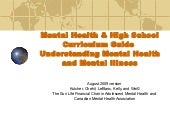 School Mental Health Teacher Training