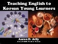 Teaching.english.to.korean.young.learners