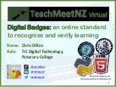 Teachmeetnz chrisdillon