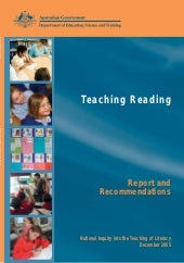Teach Reading Australia - Inquiry R...
