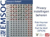 Facebooks privacy-instellingen PBS ...