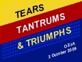 Tears, Tantrums and Triumphs  OZIA 2009