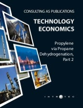 Technology Economics: Propylene via...