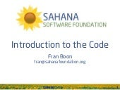 Tech 2 - Introduction to the Code