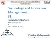 Tech innovation s8_strategy