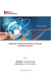 Tech M White Paper Revenue Assuranc...
