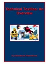 Technical textiles-an-over-view