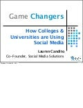 UCDA Game Changers: How Higher Ed Institutions are Embracing Social media