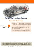Technology Insight Report: Hybrid Vehicles