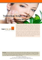 Technology Insight Report  Anti Agi...