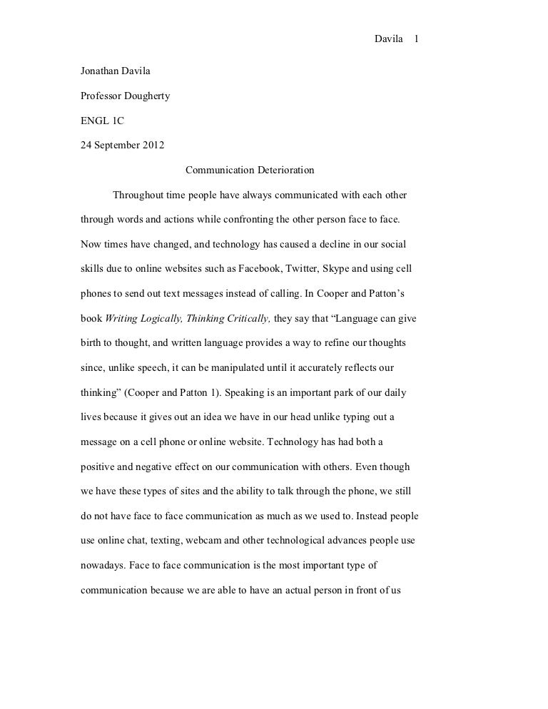 Steps Writing High School Research Paper