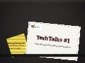 Tech talks #1- Unit testing and TDD