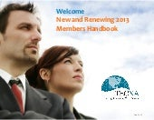 Tecna new and renewing 2013 member ...