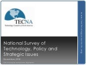 TECNA National Survey 2012