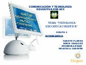 Tecnologia Educativa doris