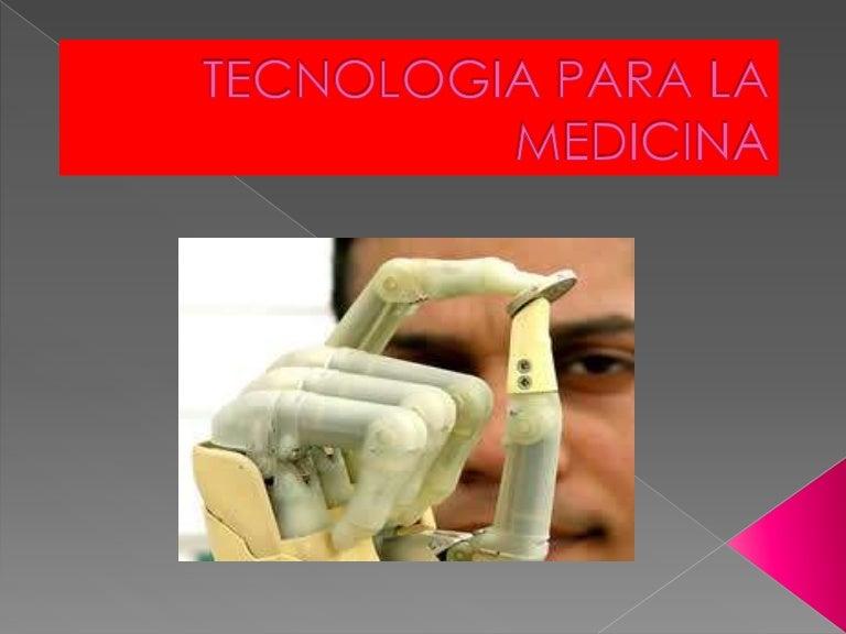 Tecnologia Para La Medicina