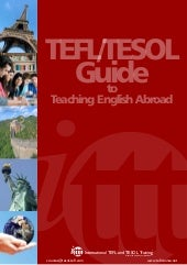 TEFL Guide | by ITTT (Teaching Engl...