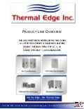 Thermal Edge Product Line Overview Brochure 2014