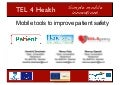 Presentation of the SIG TEL 4 Health